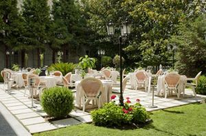 Hotel Jardin de Recoletos in Madrid