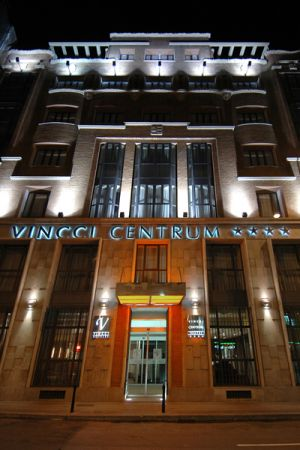 Hotel Vincci Centrum in Madrid
