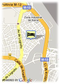 map-Hotel Don Luis