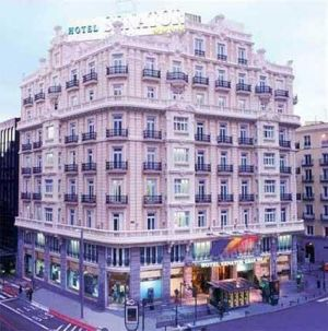 Hotel Senator Gran Via in Madrid