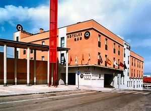 Hotel Quo Fierro in Tres Cantos