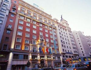 Hotel Senator Gran Via 70 Spa in Madrid