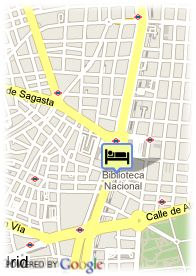 map-Aparthotel Recoletos
