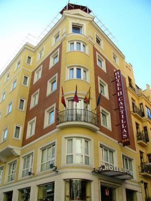 Hotel II Castillas in Madrid
