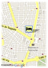 map-Hotel Galiano