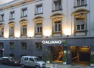 Hotel Galiano in Madrid
