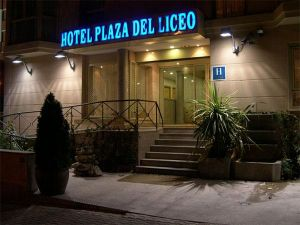 Hotel Plaza Del Liceo in Madrid