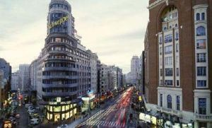 Hotel Vincci Capitol in Madrid