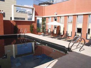 Hotel Eco Alcala Suites in Madrid