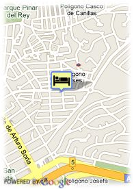 map-Ah Suite Madrid