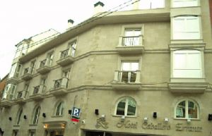 Hotel Caballero Errante in Madrid