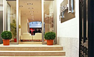 Hotel Hesperia Hermosilla in Madrid