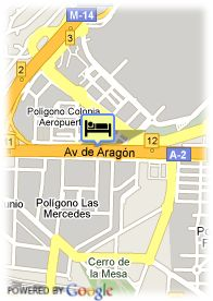 map-Hotel Husa Nuevo Boston****