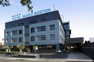 Hotel Husa Nuevo Boston**** in Madrid