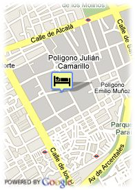 map-Hotel Barcelo Torre Arias