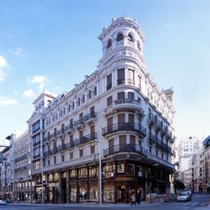 Hotel De Las Letras H&R in Madrid