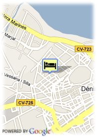 map-Hotel Adsubia