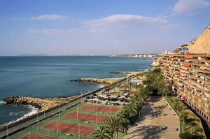 Hotel Albahia Tennis and Business in Alicante