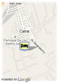 map-Hotel Villa De Catral Spa
