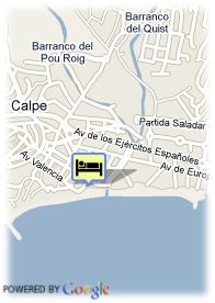 map-Gran Hotel Sol  Mar And Spa