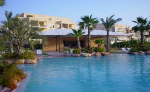 Hotel Hesperia Alicante Golf -Spa in Playa De San Juan