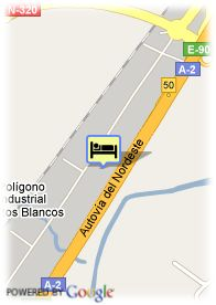 map-Hotel Torcal