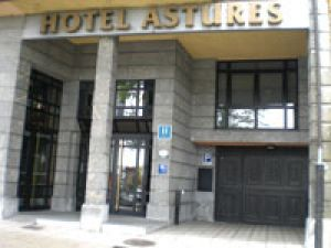 Hotel Astures in Oviedo
