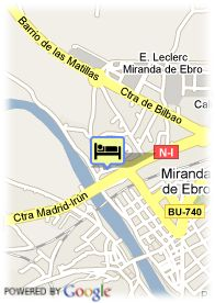 map-Hotel Tudanca Miranda