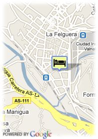 map-Langre Hotel & Spa
