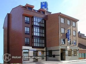 Hotel Idh Angel in Oviedo