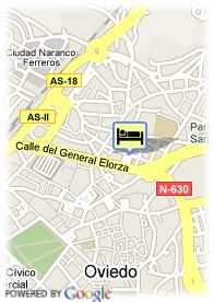 map-Aparthotel Campus