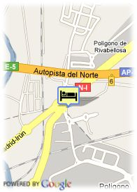 map-Hotel-And-Go Miranda
