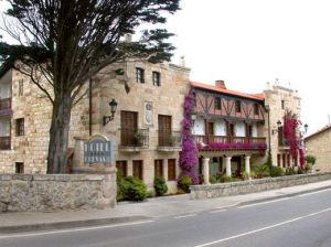 Hotel Cuevas III in Suances