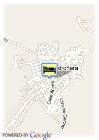 map-Hotel Rural Soterrana