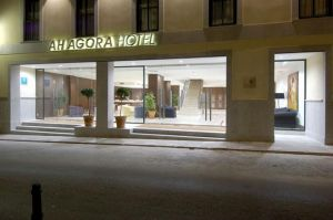 Agora Hotel Caceres in Caceres