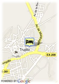 map-Hotel Isla Del Gallo