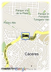 map-Husa Gran Hotel Don Manuel