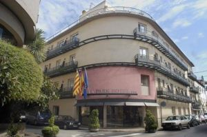 Parkhotel in Tossa de Mar