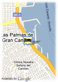 map-Hotel Santa Catalina