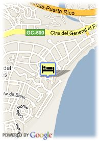 map-Hotel Playa del Ingles