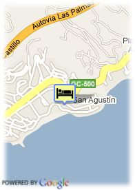 map-IFA Interclub Atlantic Hotel