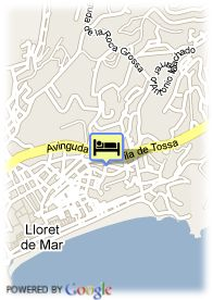 map-Hotel Top Alexis