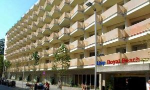 Hotel Top Royal Beach in Lloret de Mar