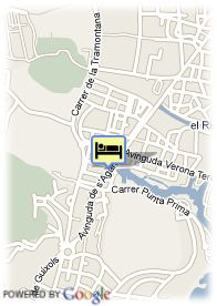 map-Hotel Nautic Park