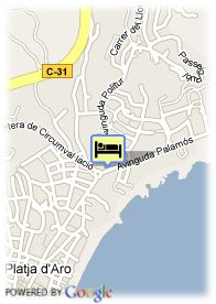 map-Hotel Top Caleta Palace