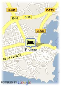 map-Hotel Royal Plaza