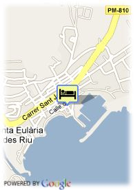 map-Hotel Apartamentos Duquesa Playa