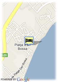 map-Hotel Club la Noria