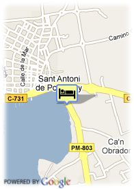 map-Hotel Marco Polo