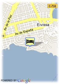 map-Hotel Lux Mar Complex